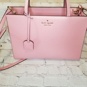 Kate Spade Sam Medium Satchel carnation pink